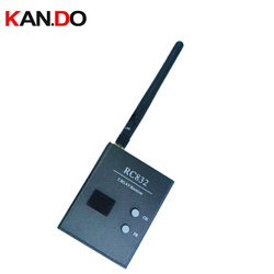 FPV receiver 32ch 5.8G Wireless transmitter receiver 5.8G receier 5.8G CAM cctv accessories model air plane drone receiver