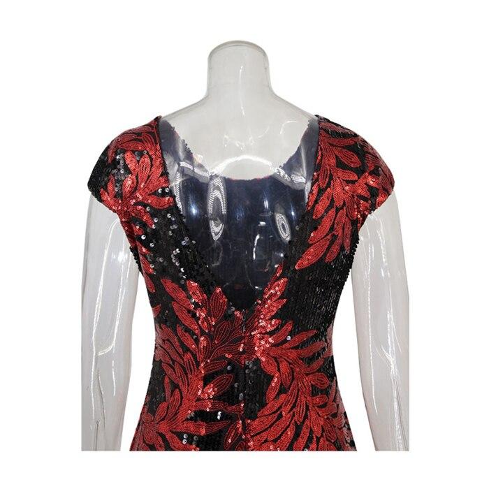 Great Gatsby Flapper Dress Sequins 5 (2)