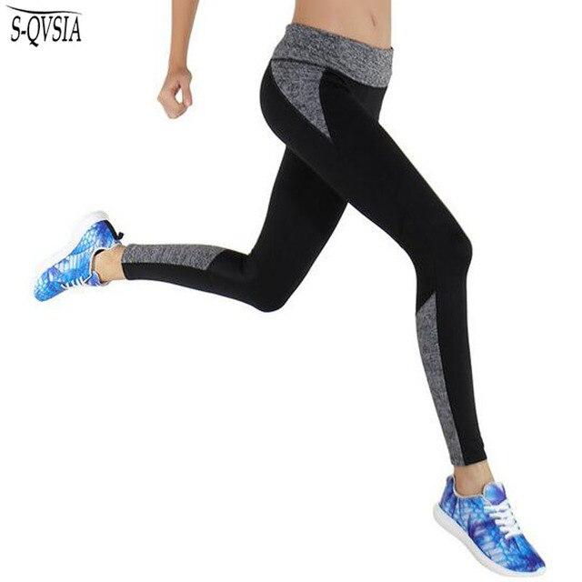 S-QVSIA Autumn Winter Print Sporting Leggings Women Skull Girl Printed Fitness Leggings 2 Styles Workout Clothes For Women