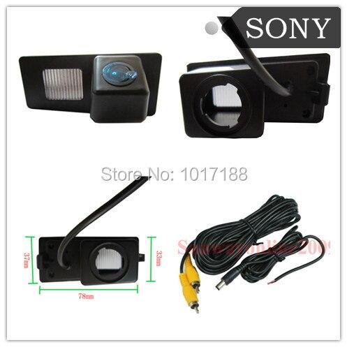 Автомобиль Камера! вид сзади автомобиля Обратный Парковка Камера Водонепроницаемый <font><b>LED</b></font> Ночное видение Sony Чип Для SsangYong Rexton Ssang Yong <font><b>Kyron</b></font>