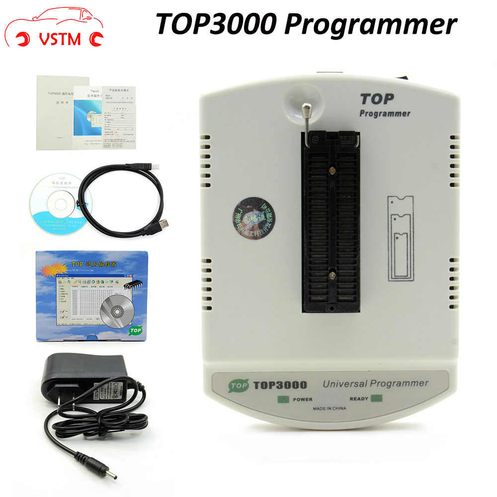 Detail Feedback Questions about VSTM TOP3000 Universal Programmer