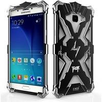 For Samsung Galaxy A7 2017 Aluminum Metal Case Cover For Samsung A7 2017 Ironman Case Simon