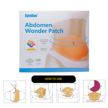 Sumifun 20 Pieces Box Slimming Patch Sumifun New Belly Abdomen font b Weight b font font