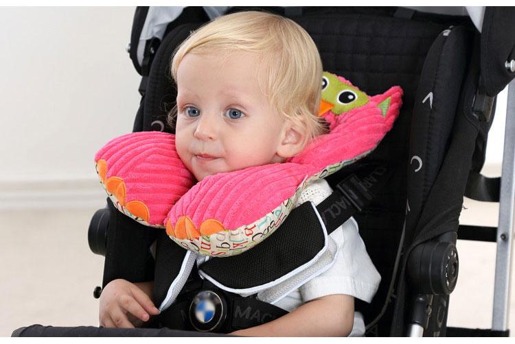 Cute Animal Baby Pillow