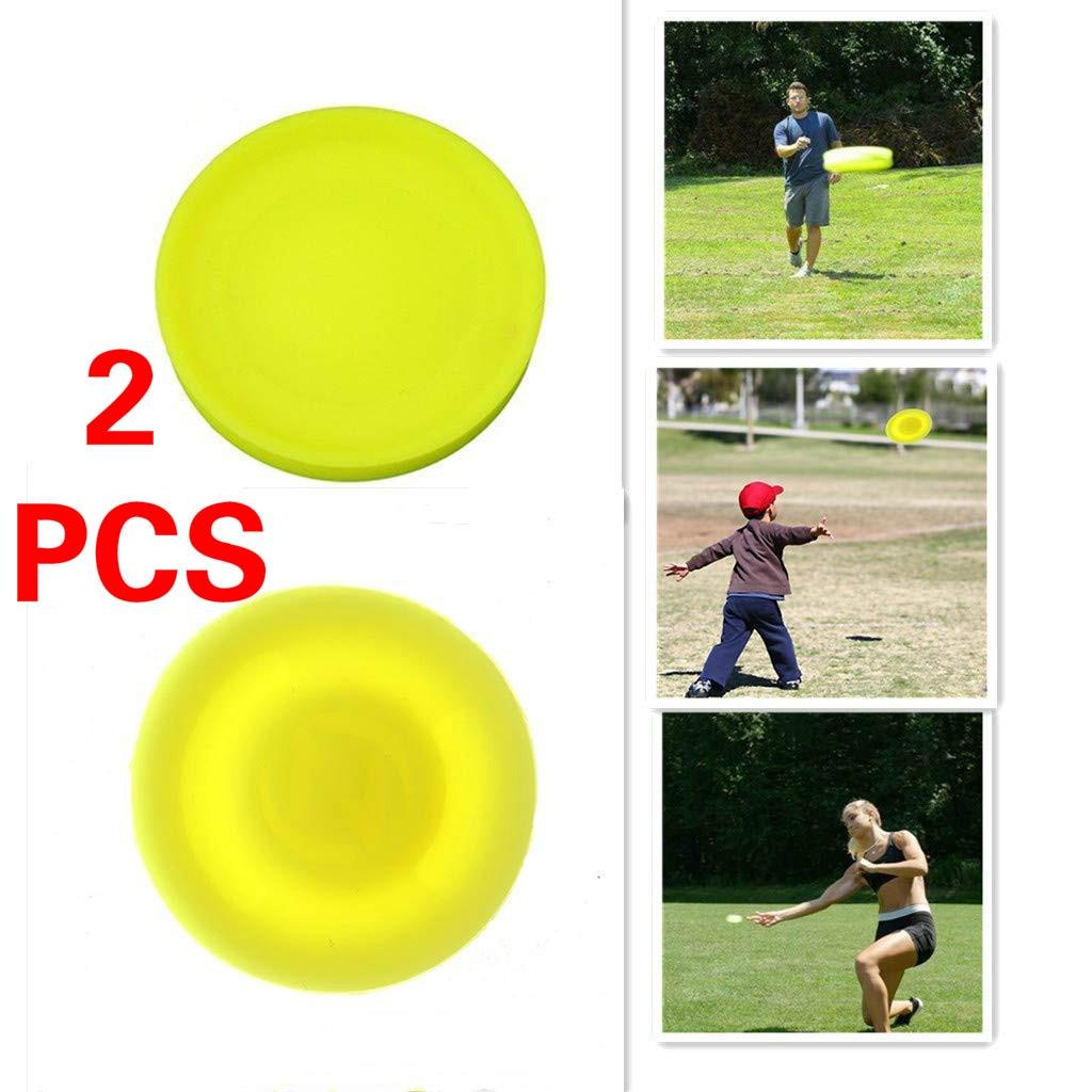 2 pièces/3 pièces Mini poche ZipChip Flexible Zip puce disque volant doux nouveau Spin dans le jeu de capture la nouvelle façon de jouer jouet du bout des doigts