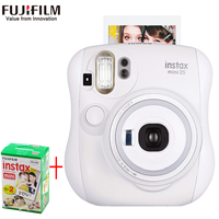 Fujifilm Fuji Instax Mini 25 Instant Film Photo Camera 20 Sheets Fujifilm Fuji Instax Mini White