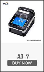 Высокое качество A-81S зеленый SM& MM автоматический волоконно-оптический сварочный аппарат A-81S сварочный аппарат с 9 секундами
