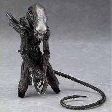 FIGMA SP-108 Alien Takayuki Takeya Versi PVC Action Figure Collectible Model Mainan untuk Anak-anak Anak Chrismas Hadiah(China)