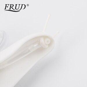 Image 3 - FRUD Snail shape Soap Dispenser Cosmetics Bottles Bathroom Hand Sanitizer Shampoo Body Wash Lotion Bottle Empty Bottle Bottle