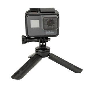 Image 2 - Универсальный мини штатив Ulanzi для телефона 1/4 дюйма, Трипод для камеры, монопод для GoPro Hero 8/7/6/5
