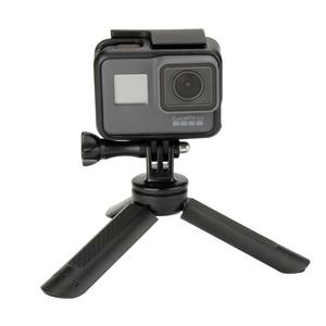 Image 2 - Ulanzi MT 05 Universal 1/4 Mini Tripod Stand For Phone Clamp Camera Tripod Monopod for GoPro Hero 8/7/6/5