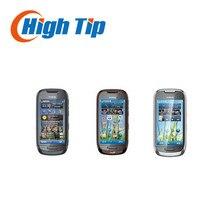 C7 nokia разблокирована оригинальный мобильный телефон gsm 3 г wi-fi GPS 8MP 8 ГБ встроенной памяти гарантия 1 год Бесплатная доставка восстановленное