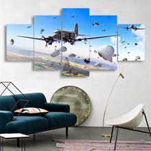 Vôo Da Arte Da Parede Da Lona Imprime Pinturas Decoração Home Moderna Arte Imagem Sala Adesivos De Parede Cartazes