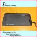 Original para huawei honor holly hol-u19 lcd pantalla táctil de cristal digitalizador teléfono móvil shipping + libre de cristal templado