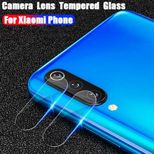 Phone Lens Full Cover Glass Protector For Xiaomi Mi A1 A2 Lite Max 3 Mix 3 2S Play Cristal Templado Camera Lens For Redmi Pro S2(China)