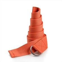 Cotton Soft Adjustable Resistance Yoga Belt for Gym