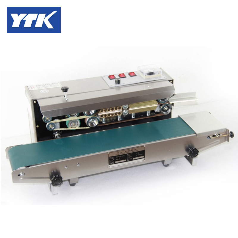 YTK SF-150 Horizontal Bag Sealing Machine