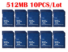 10 pçs/lote 256 mb 512 mb 1gb 2gb cartão de memória sd cartão 256 mb 512 mb mini carte memoire sd para china fornecedor por atacado barato