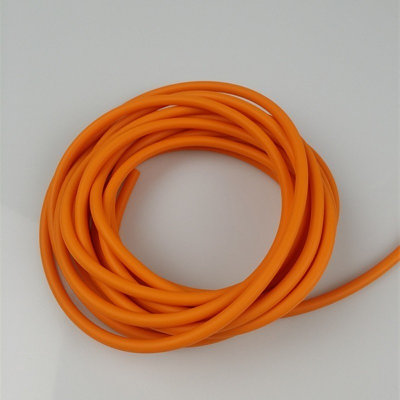 Image 5 - Natural Latex Slingshots Rubber Tube 0.5/1/2/3/4/5M for Hunting Shooting 2mmX5mm Diameter High Elastic Tubing Band Accessories-in Bow & Arrow from Sports & Entertainment