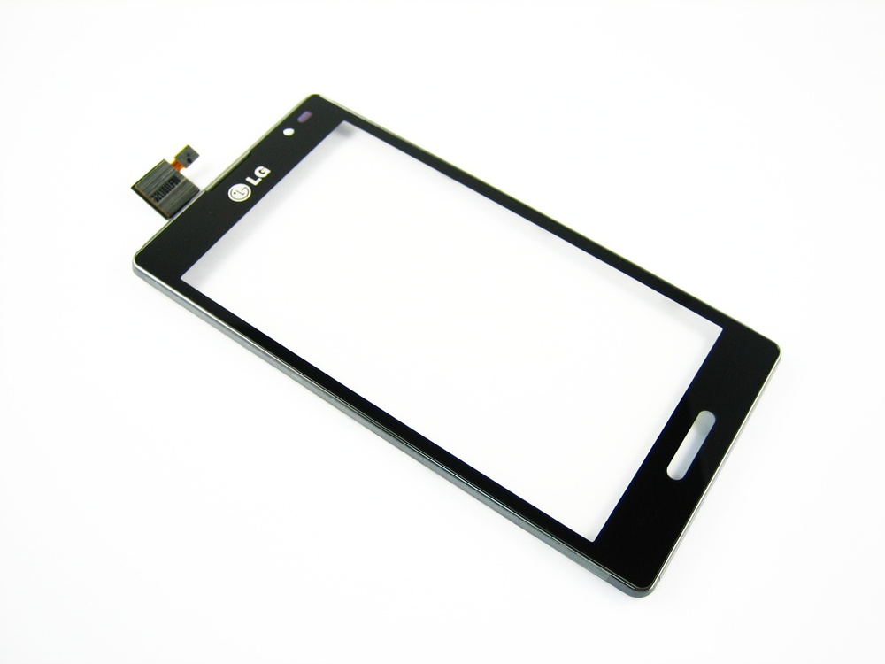 Replacement Touch Screen Digitizer Frame for LG Optimus L9 P760 P765 P768 Black