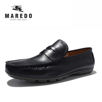 MAREDO Summer Men Casual Shoes Men Shoes Moccasins Loafers Breathable Shoes