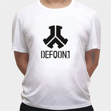 70c5427c636c Defqon.1 Q-Dance Size S-3XL Tees T-shirts 4xl 5xl drop shipping man summer  tee-shirt