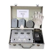 Poziom kwasu i alkaliów DDS Pulse masaż bioelektryczny regulacja elektrolitu pogłębiarka Meridian fizjoterapia detoksykacja