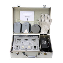 Zuur En Alkali Niveau Dds Pulse Bio elektrische Massager Elektrolyt Regelgeving Bagger Meridiaan Fysiotherapie Ontgifting