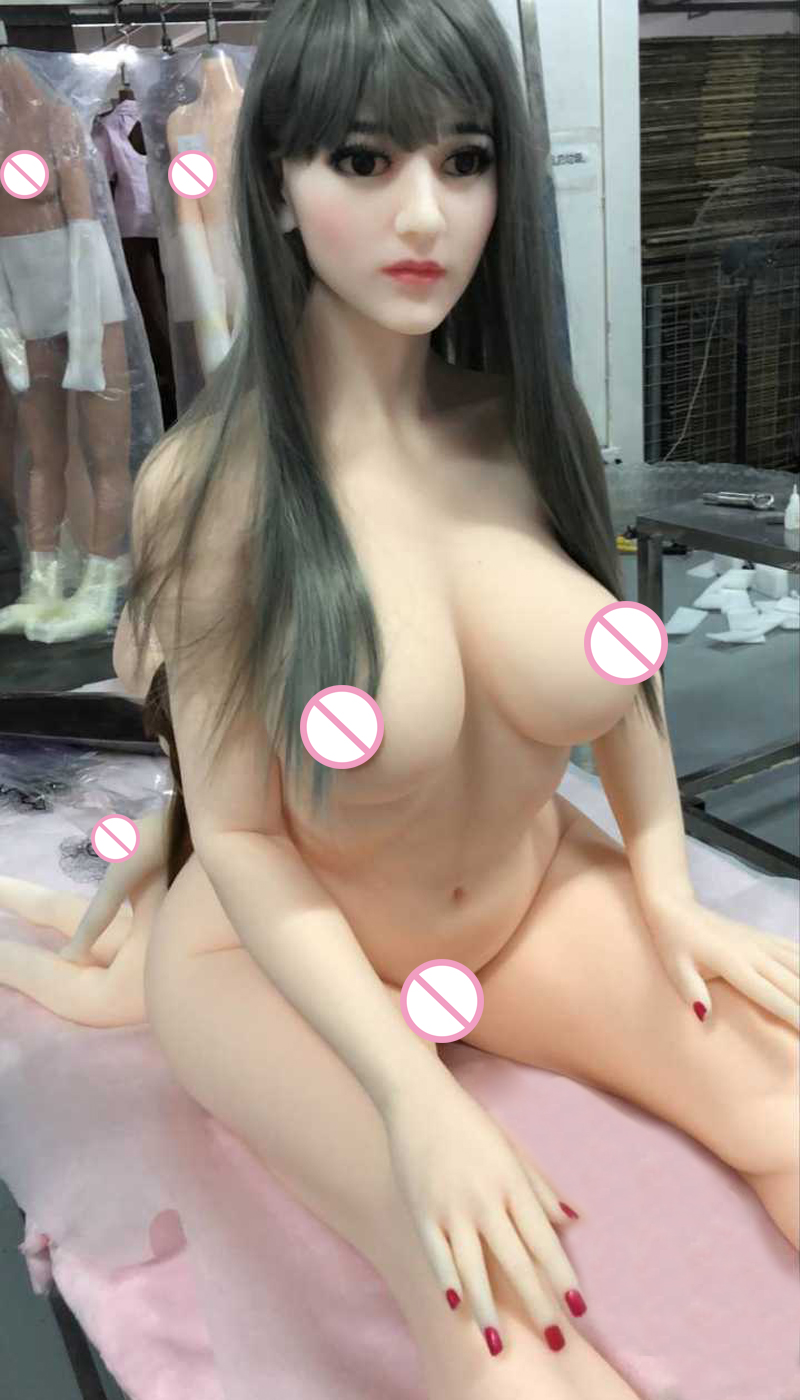 2018 Lifelike realistic silicone sex dolls robot 165CM japanese real sized sex doll full life size adult male love dolls for men free shipping real top silicone sex dolls life size love body lifelike full silicone japanese sex doll adult sex toys for men