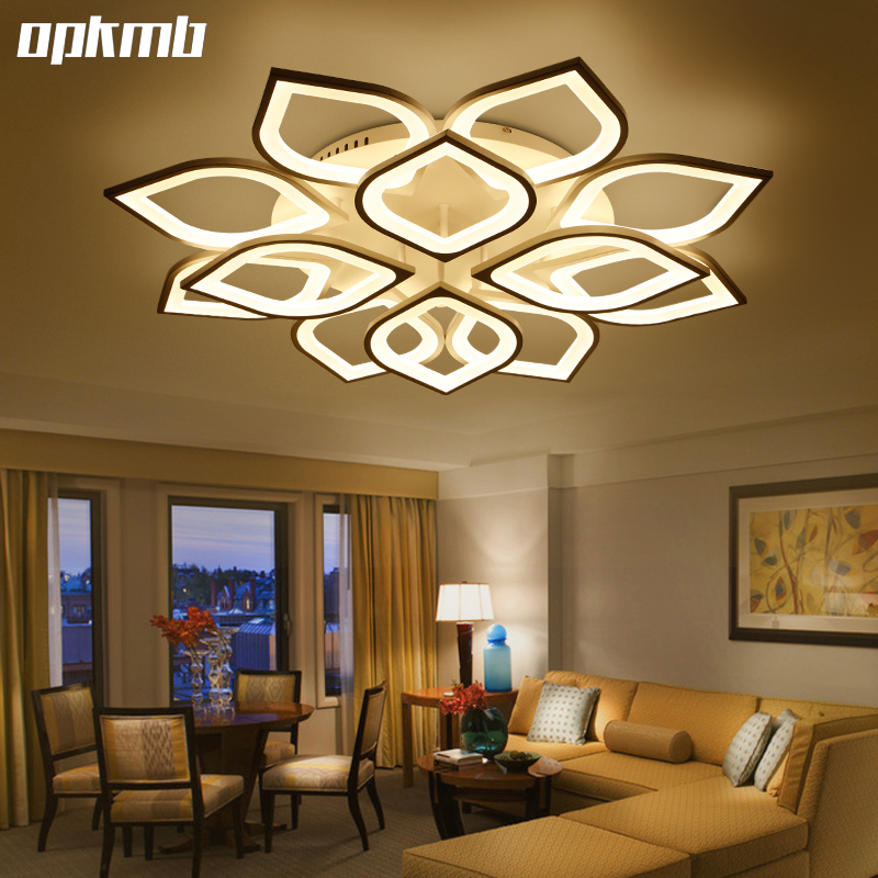 superdeals remote controlling ceiling lamp modern living room ceiling light acrylic ceiling. Black Bedroom Furniture Sets. Home Design Ideas