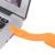 Led de moda las muñecas band pulsera relojes u disco de memoria flash 8 gb orange nueva venta caliente