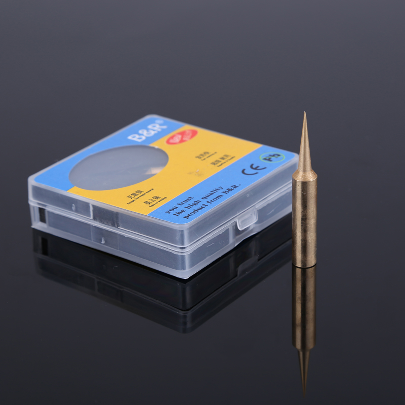 Pure Copper Fly Line Soldering Tips The Iron Head 936 Welding Station Iron Tips For iPhone Samsung Maintenance Wire