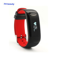 Teamyo P1 Smart Band Blood Pressure Watch Heart Rate Monitor Activity Tracker Fitness Smart Bracelet Pedometer