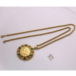 Image 4 - イスラム教徒のトルココインアラブコインペンダントネックレスをドロップ無料