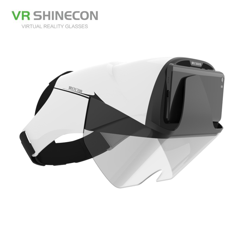 Оптовая продажа высокое качество Intelligent Video дополненной реальности Гарнитура для очков виртуальной реальности 3D видео и игры AR