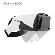 Virtual Reality Virtula Reality Box 2.0 II 3D Glasögon Google Kartong 3D Video Headset VR Glasögon för Smartphones