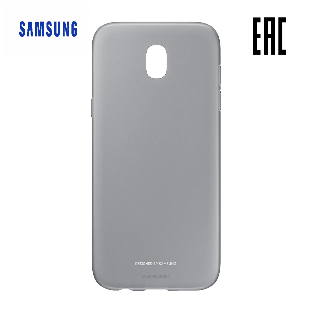 Case for Samsung Jelly Cover Galaxy J5 (2017) EF-AJ530T Phones Telecommunications Mobile Phone Accessories mi_32820667010 genuine new top cover for samsung rv509 rv511 rv515 rv520 laptop lcd rear lid back case