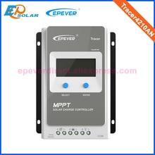 MPPT EPEVER 40A 30A 20A 10A24V 1040 Вт солнечные панели системы батарея 12 В 24 В Авто Работа зарядное устройство Регулятор Tracer 4210an ЖК-контроллер