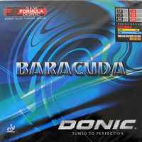 Donic BARACUDA 12080 Pips In Table Tennis PingPong Rubber With Sponge