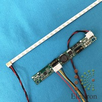 485mm LED Backlight Lamp Kit Aluminum Plate 60 Leds 45V Driver Board For 21 5 21