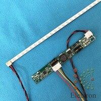 485mm LED Backlight Lamp Kit Aluminum Plate 60 Leds 45V Driver Board For 21 5 21