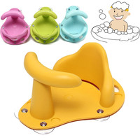 Four Colors newborn Infant Baby Bath Tub Ring Seat Children Shower Toddler Kid Anti Slip Security Safety Chair Care 0 24 Months