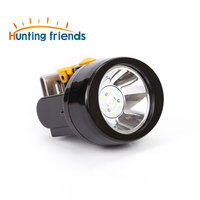 New 2017 Safety Miner Lamp KL2 8LM Rechargeable 1 3 LED Mining Cap Light Waterproof Camp