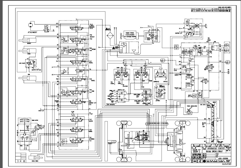 U00a9daios Doosan Hidraulic And Circuit Diagrams 2018 For All Doosan Equipments  Pdf