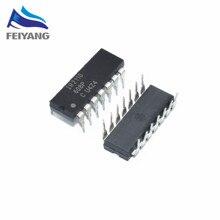 100 Uds DIP IR2110 IR2110PBF DIP14 MOSFET potencia/IGBT driver chip alto bajo 100% nuevo original
