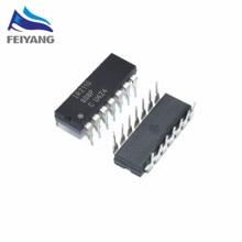 100PCS DIP IR2110 IR2110PBF DIP14 mosfet/IGBT chip de driver de alto baixo 100% original novo