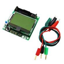 1 компл. Новый 3,7 В версия индуктор-конденсатор ESR DIY MG328 Многофункциональный Транзистор тестер