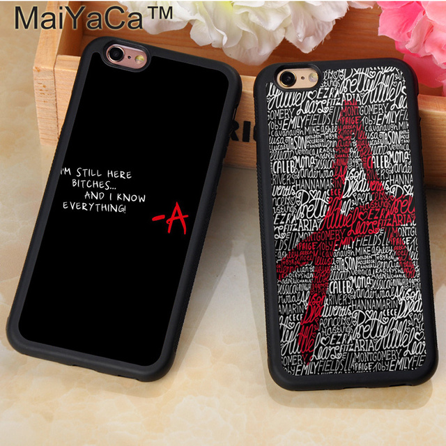 pretty little liars iphone 7 phone cases
