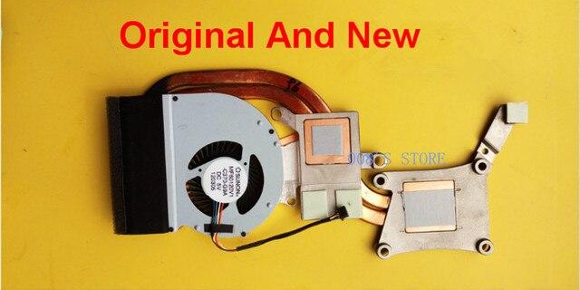 Оригинальный новый ноутбук кулер вентилятор с радиатором для Dell Latitude E6430 SUNON MF60120V1-C370-G9A CN-09C7T7 9C7T7 AT0LE002ZSL