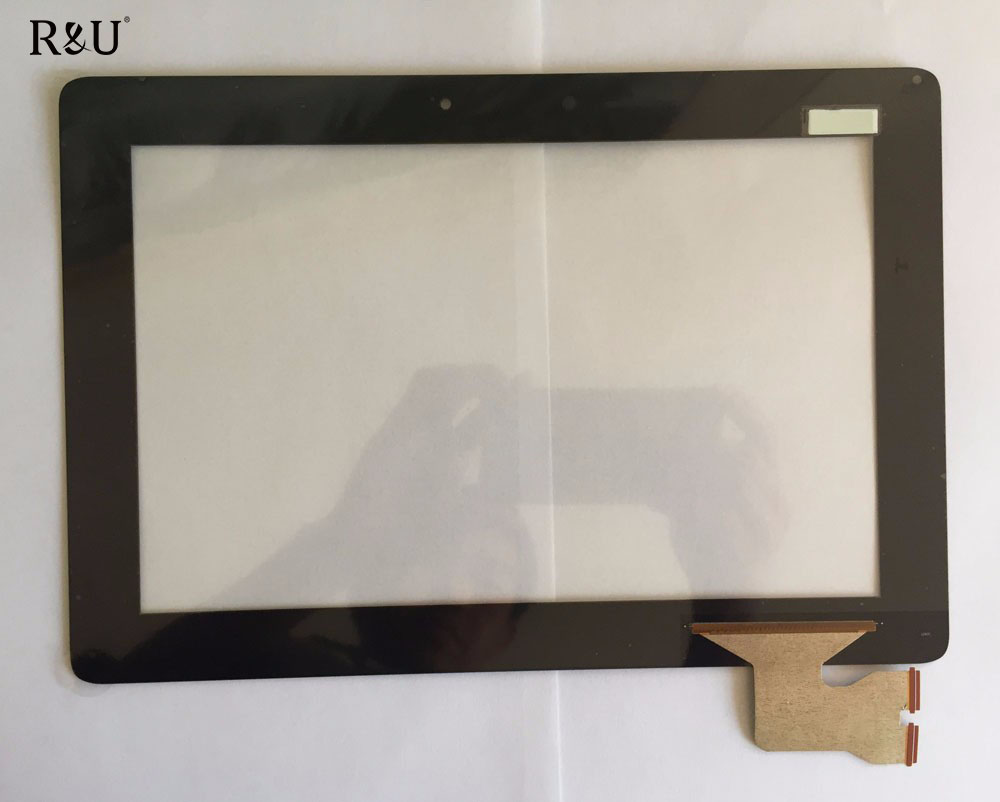 R&U New touch screen digitizer Glass For ASUS MeMO Pad FHD 10 ME302 ME302C K005 ME302KL K00A 5425N FPC-1 100% Working perfectly